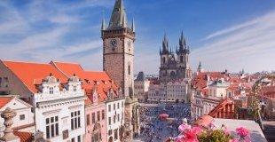 Прага - градът на 100-те кули