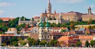 Майски празници в Будапеща