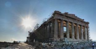 Майски празници в Атина