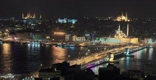 Нова Година в Истанбул – 3 нощувки в хотел Zurich ****