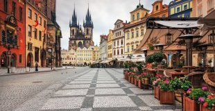 Прага - вълшебна и очарователна, със самолет и обслужване на български език!