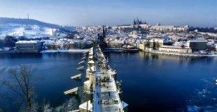Коледни базари - Виена и Прага, 4 нощувки - със самолет и обслужване на български език