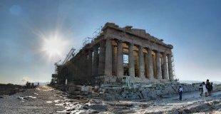 Атина и Пелопонес - със самолет, на български език! Потвърдена програма!