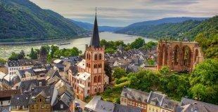 Приказната долина на Рейн