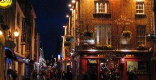 Нова година в Дъблин - със самолет и обслужване на български език