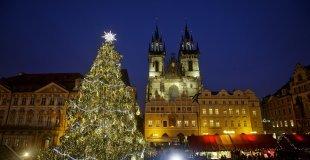 3 дни в Прага - Коледни базари, със самолет и водач на български език!