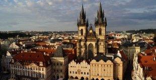 Първа пролет в Прага, със самолет и обслужване на български език!