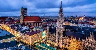 Коледна приказка в Германия - със самолет, на български език