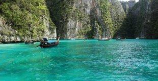 Зашеметяващият Тайланд - Банкок и Пукет
