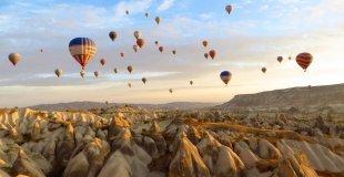 Великден в Кападокия - Земя на феномени