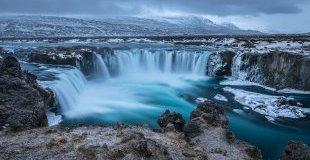 Исландия – ледената земя! Със самолет, на български език