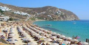 Почивка на остров Миконос, със самолет!