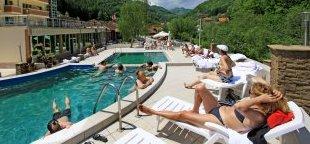 Уикенд в спа курорта Луковска баня - 2 нощувки - със собствен транспорт!