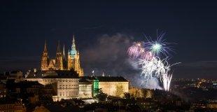 Нова година в Прага - без нощни преходи