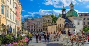 Будапеща - Краков - Варшава - от Дунав до Висла