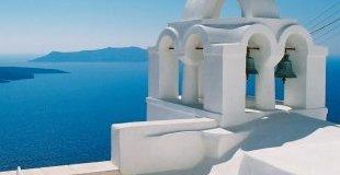 Великден на остров Санторини