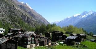 Алпийска фантазия