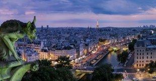 Септемврийски празници в Париж (без нощни преходи) - екскурзия с автобус