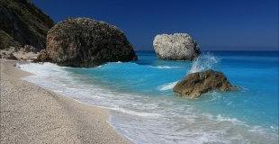 Майски празници на остров Лефкада