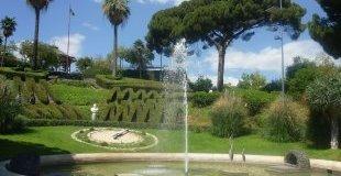 Нова година на остров Сицилия, Катания - хотел