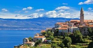 Майски празници - Крък - романтичният остров - екскурзия с автобус