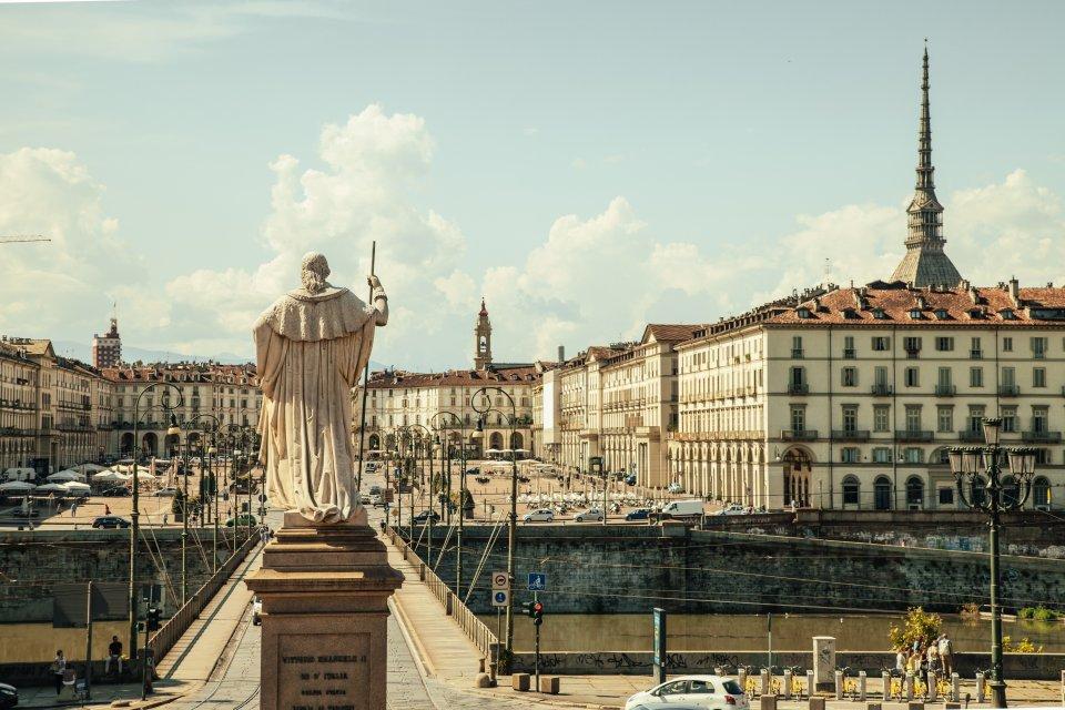 Torino Torino Karta Snimki Zabelezhitelnosti