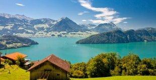 Най-доброто от Швейцария – със самолет, на български език!