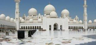 Нова година в Дубай и Абу Даби!