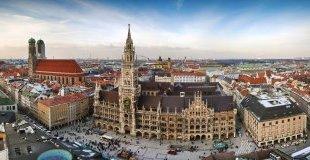 Мюнхен - сърцето на Бавария, със самолет и обслужване на български език!
