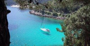 Тасос - зеленият рай на Гърция (от Пловдив)