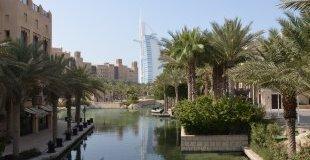 Коледа в Дубай и Абу Даби!