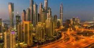 Нова година во Дубаи и Абу Даби!