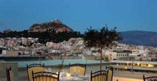 Нова година в Атина - хотел