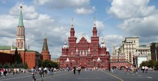 Нова година в Русия - Санкт Петербург и Москва