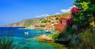 Съкровищата на Йонийско море – остров Кефалония и остров Лефкада - екскурзия със самолет и автобус, на български език!