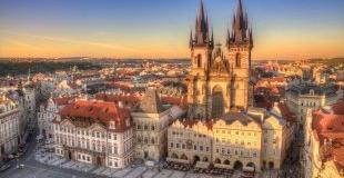 Мартенски празници в Прага - със самолет и водач на български език!