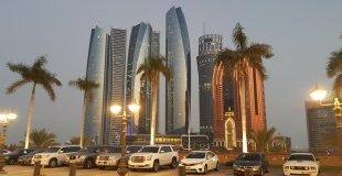 Първа пролет в Дубай и Абу Даби
