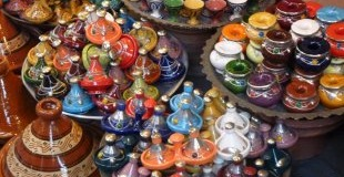 Септемврийски празници - Мароко - имперските градове!