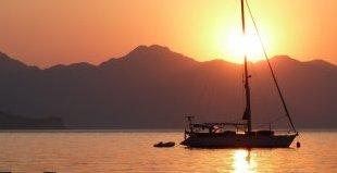 Красивите заливи на Бодрум - 3 нощувки на яхта и 4 нощувки в Бодрум