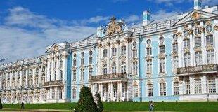 Опознай Русия - Санкт Петербург и Москва - Полет от Варна