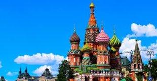 Опознай Русия - Санкт Петербург и Москва - Полет от София