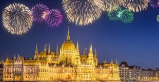 Нова година в Будапеща - със самолет, обслужване на български език!
