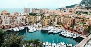 Ница и Монако -