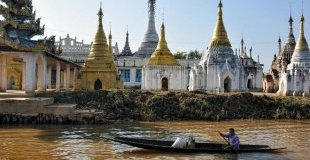 Обиколка на Мианмар