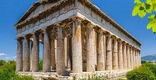 Уикенд в Атина - самолетна програма с обслужване на български език!
