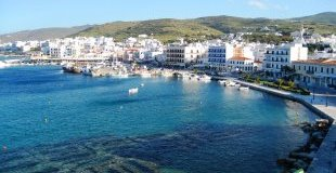 Остров Тинос и Халкида