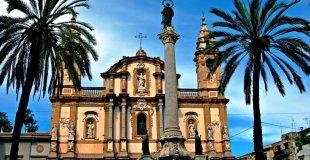 Сицилија - Бисер на италијанскиот југ Авионска програма!