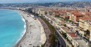 Първа пролет в Ница - със самолет и обслужване на български език!