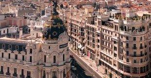 Първа пролет в Мадрид - със самолет и обслужване на български език!