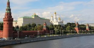 Екскурзия в РУСИЯ - Москва - градът на златните куполи - Майски празници!